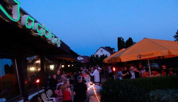 Outdoor Milonga im Jagdhof – 11. Juli 2015