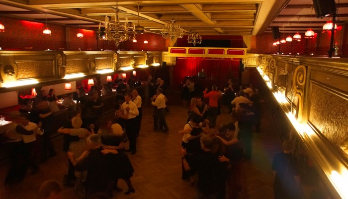 Tangonacht im Jagdhof – 27. September 2014