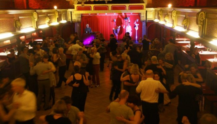Tangonacht im Jagdhof – 1. Oktober 2016
